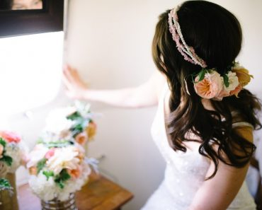 The 59 Prettiest Bridal Hairstyles From Real Weddings My Stylish Zoo