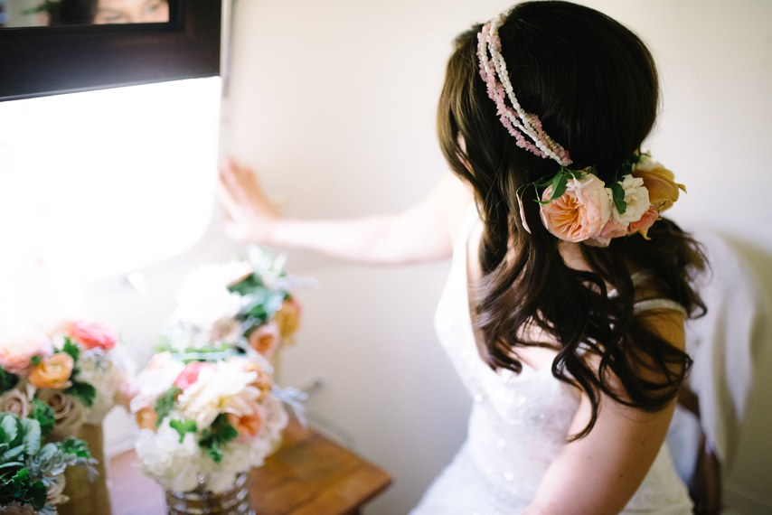 The 59 Prettiest Bridal Hairstyles From Real Weddings