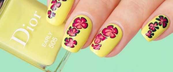 SPRING NAIL DESIGNS FOR 2018 THAT YOU WILL ADORE