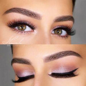 30 makeup looks that can enhance your hooded eyes  my