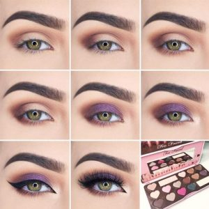 What about hazel eyes makeup tutorial, you may wonder? We couldn't leave that area undiscovered, for sure. Just pick a shade for today and we will make sure ...