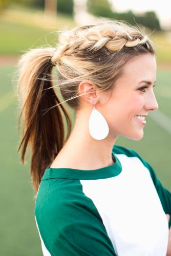 36 Best Sporty Ponytail Hairstyles For Your Workout Routine