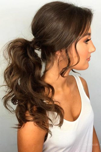 36 BEST SPORTY PONYTAIL HAIRSTYLES FOR YOUR WORKOUT ROUTINE My Stylish Zoo