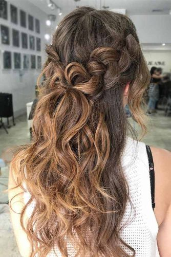 24 Unbelievably Beautiful Braid Hairstyles For Christmas Party My