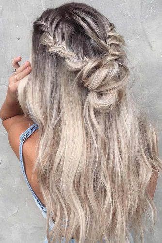 24 Amazing Braided Hairstyles For Long Hair 2018 My