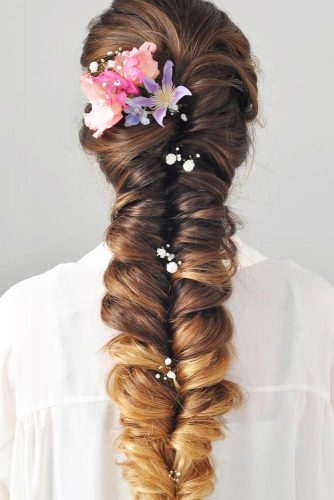 24 BRAIDED WEDDING HAIR: IDEAS YOU'LL WANT TO TRY