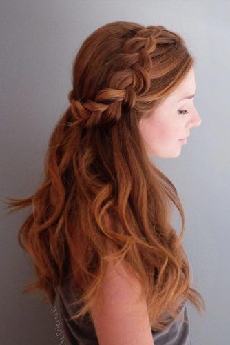 39 Cool Braided Back To School Hairstyles My Stylish Zoo
