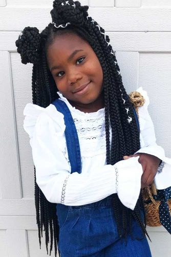 46 CUTE GIRLS HAIRSTYLES FOR YOUR LITTLE PRINCESS – My ...