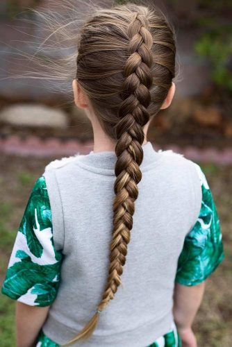 46 CUTE GIRLS HAIRSTYLES FOR YOUR LITTLE PRINCESS - My Stylish Zoo