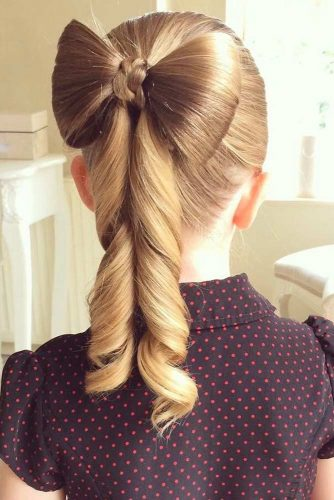 46 CUTE GIRLS HAIRSTYLES FOR YOUR LITTLE PRINCESS - My ...