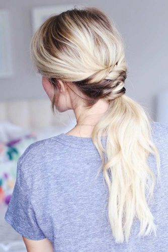 30 CUTE PONYTAIL HAIRSTYLES YOU SHOULD TRY – My Stylish Zoo