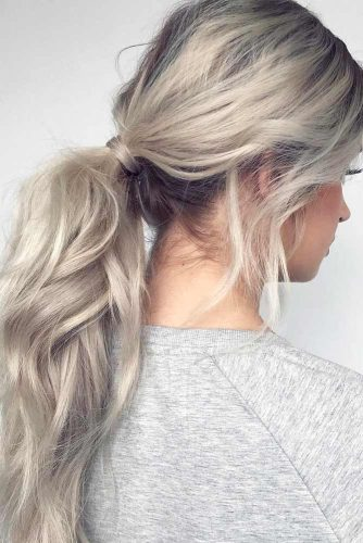 Excellent 30 Cute Ponytail Hairstyles You Should Try My Stylish Zoo Natural Hairstyles Runnerswayorg