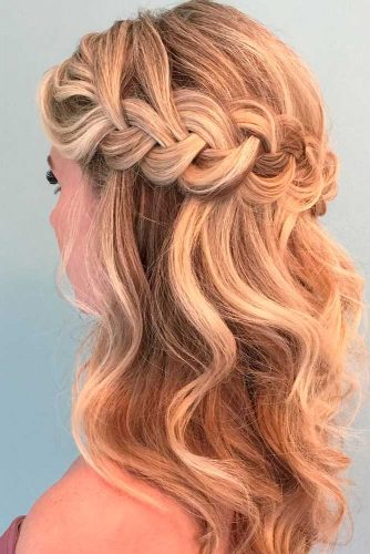 21 CUTE HAIRSTYLES FOR MEDIUM LENGTH HAIR YOU WILL LIKE