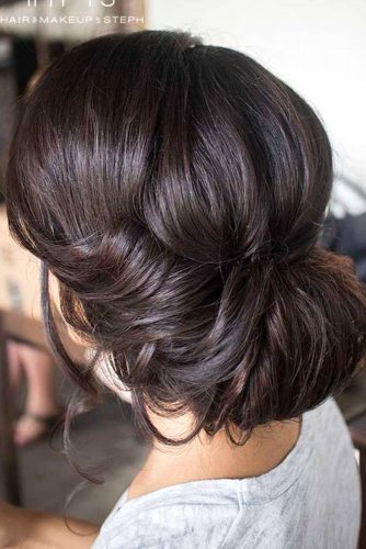 15 IDEAS OF FORMAL HAIRSTYLES FOR MEDIUM HAIR – My Stylish Zoo