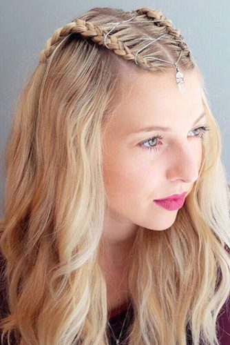 15 IDEAS OF FORMAL HAIRSTYLES FOR MEDIUM HAIR - My Stylish Zoo