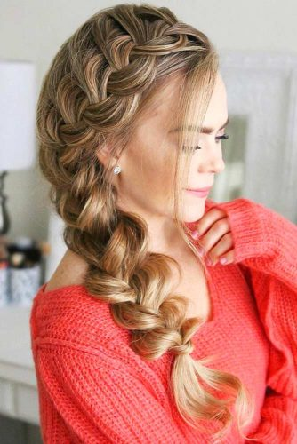 33 Glorious French Braid Hairstyles To Try My Stylish Zoo