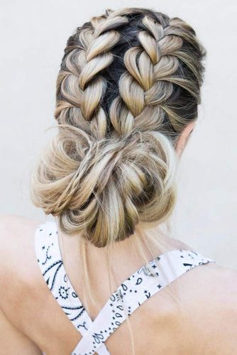 33 Not Boring French Braid Hairstyles For Any Hair Type