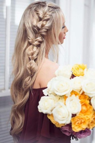 16 ROMANTIC HAIRSTYLES AND 8 INSPIRATIONAL HAPPY VALENTINES DAY QUOTES