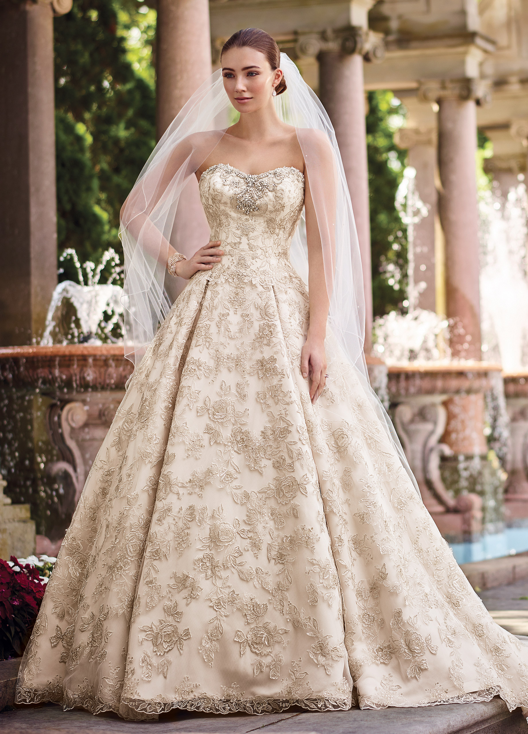 Latest Mon Cheri Bridal Dresses