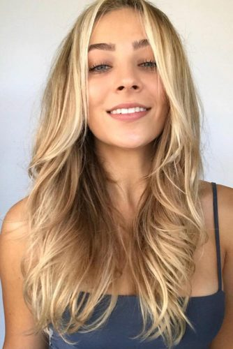 24 Long Layered Hairstyles New And Classy Flattering Approaches