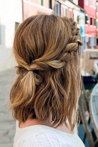 21 LOVELY MEDIUM LENGTH HAIRSTYLES FOR A ROMANTIC VALENTINES DAY DATE - My Stylish Zoo