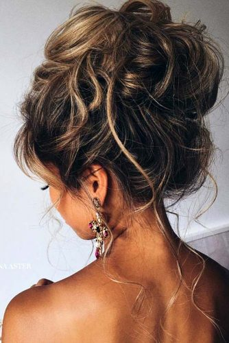 51 PROM HAIR UPDOS, SPECIALLY FOR YOU - My Stylish Zoo