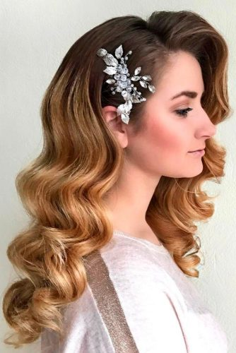 15 PERFECT PROM HAIRSTYLES DOWN TO MAKE YOU THE QUEEN OF ...