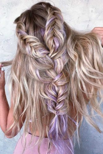 15 PERFECT PROM HAIRSTYLES DOWN TO MAKE YOU THE QUEEN OF THE BALL - My Stylish Zoo