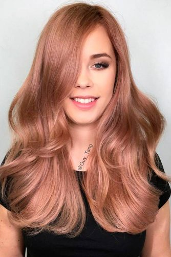 18 ROSE GOLD HAIR COLOR IS THE HOTTEST TREND THIS YEAR \u2013 My
