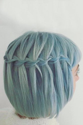 18 Simple Braids For Short Hair To Look Dazzling My