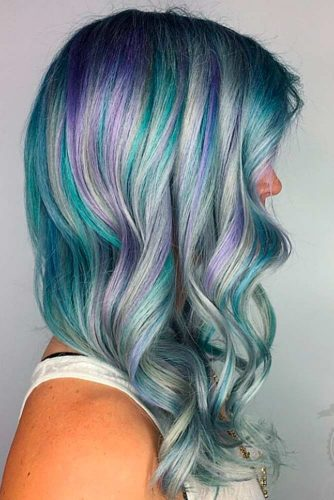 21 Blue Ombre Hair Styles For Daring Women My Stylish Zoo