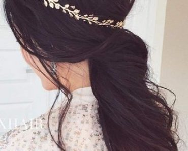 Admirable 18 Stylish And Cute Ponytails With Accessories And Headbands My Natural Hairstyles Runnerswayorg