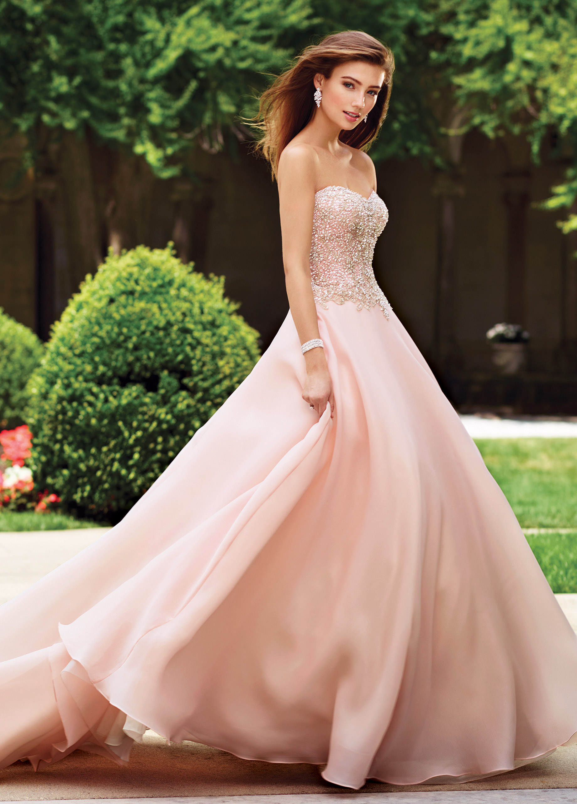 Trendy Martin Thornburg Bridal Dresses