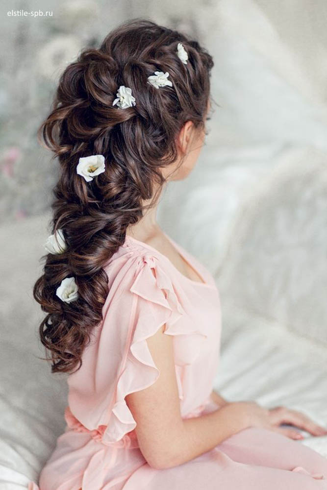40 Best Wedding Hairstyles For Long Hair 2020