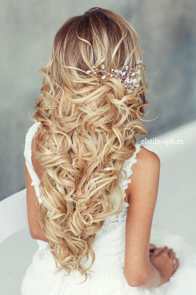 Summer Wedding Hairstyles Bridesmaids