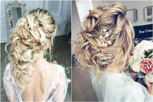 60 Long Bridesmaid Hair & Bridal Hairstyles For Wedding