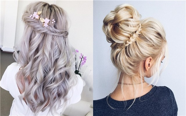 25 Elegant Wedding Hairstyles And Updos From Xenia Stylist