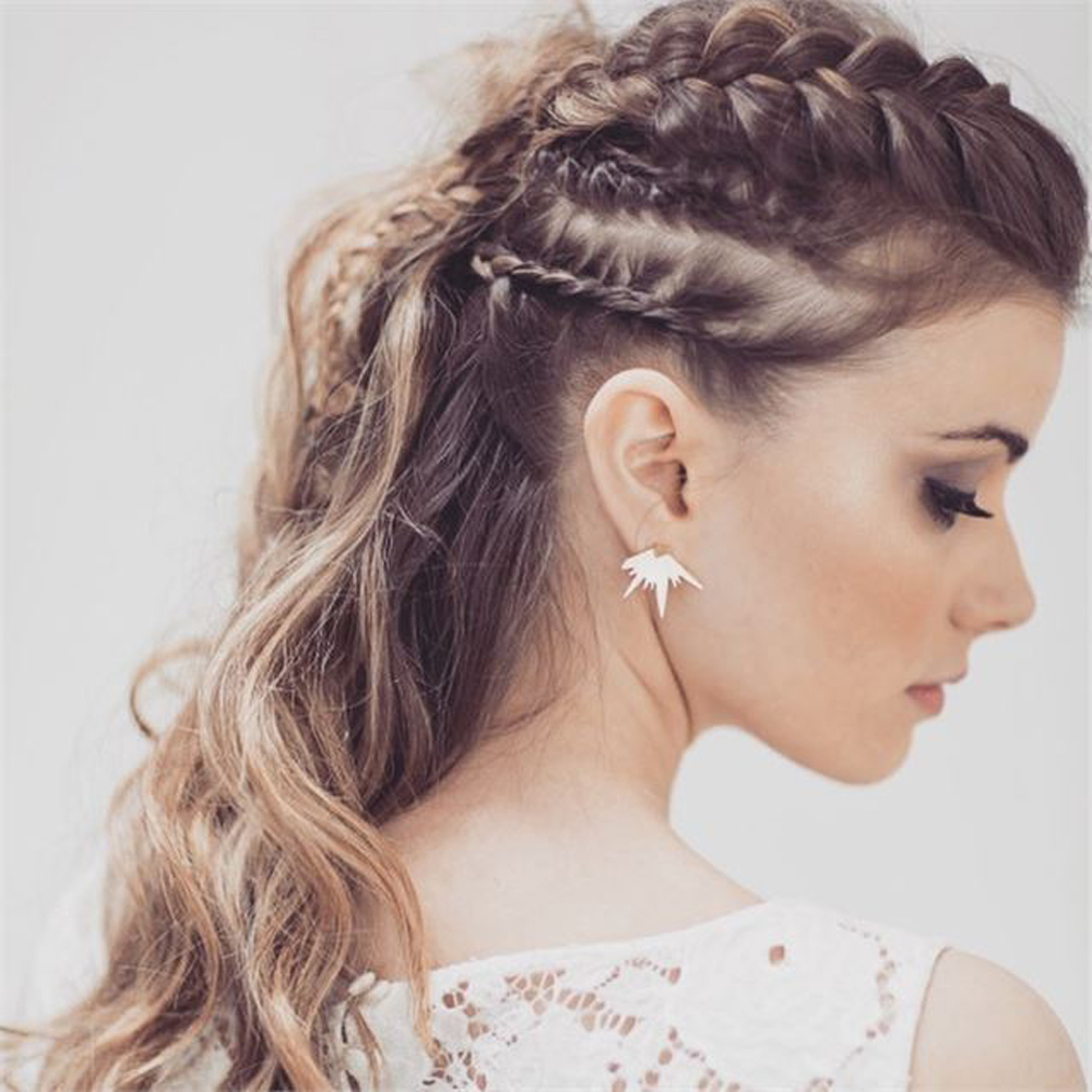 Wedding Hair Style Up: 32 Wedding Hairstyles For Every Length