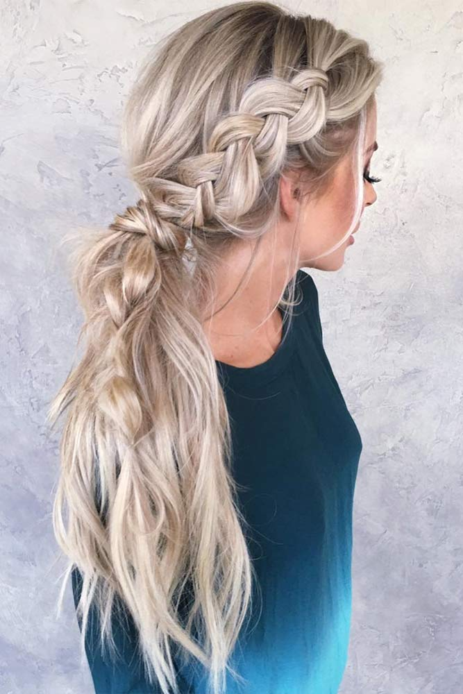 50 AMAZING BRAID HAIRSTYLES FOR PARTY AND HOLIDAYS – My ...