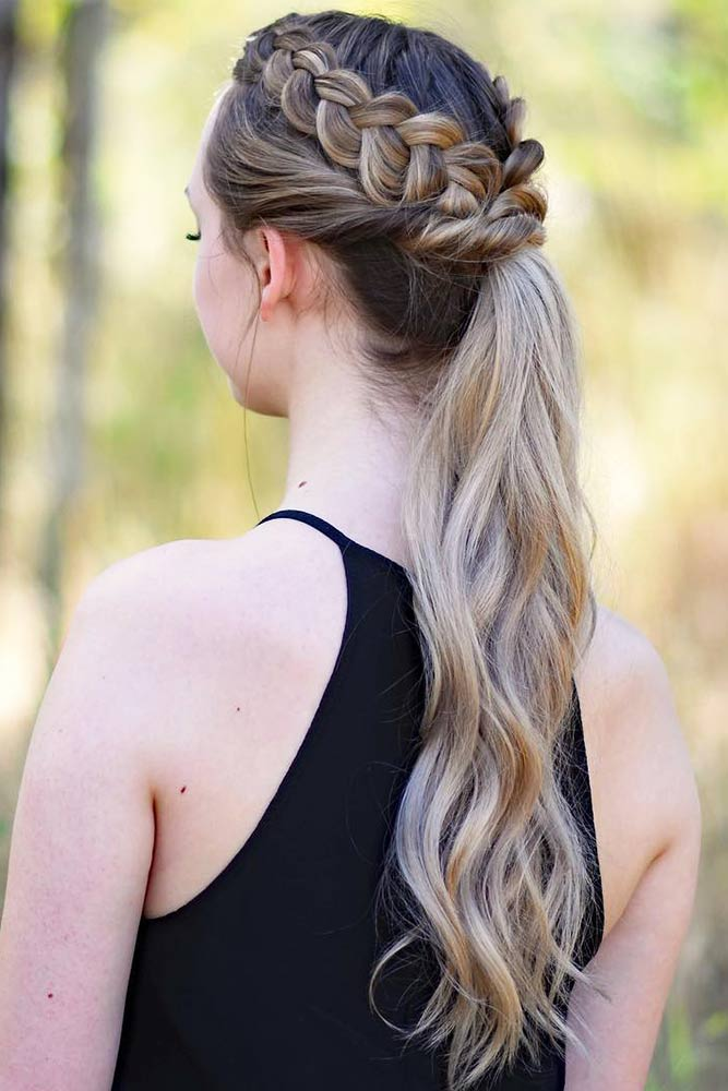 50 AMAZING BRAID HAIRSTYLES FOR PARTY AND HOLIDAYS - My ...