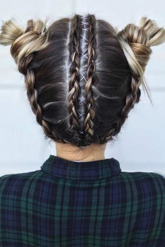 50 AMAZING BRAID HAIRSTYLES FOR PARTY AND HOLIDAYS – My Stylish Zoo