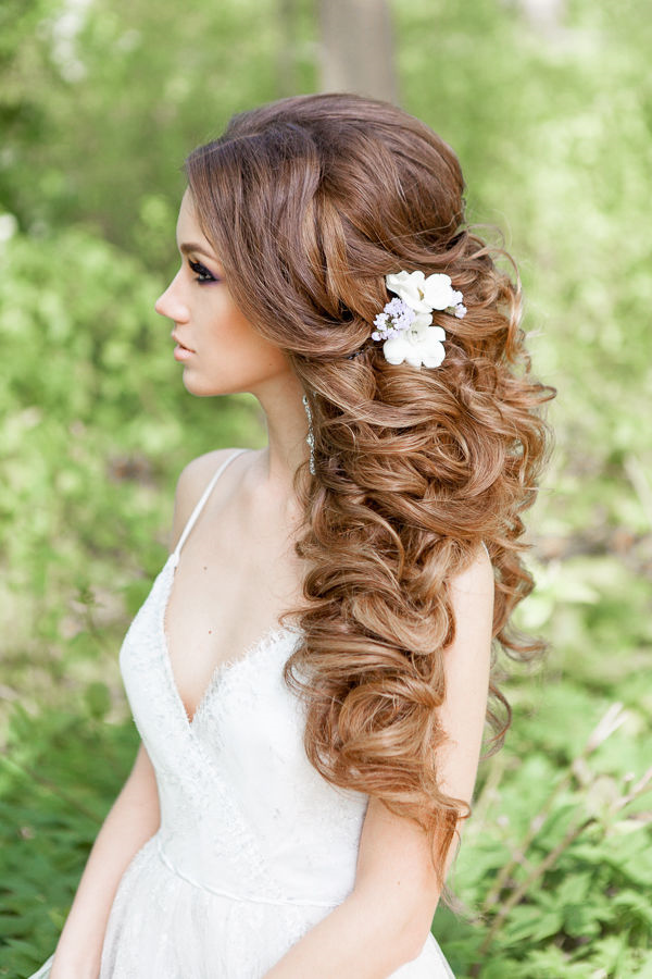 Style Ideas Modern Bridal Hairstyles For Long Hair My