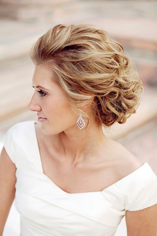 42 Mother Of The Bride Hairstyle, Latest Bride Hairstyle 2019 – My ...
