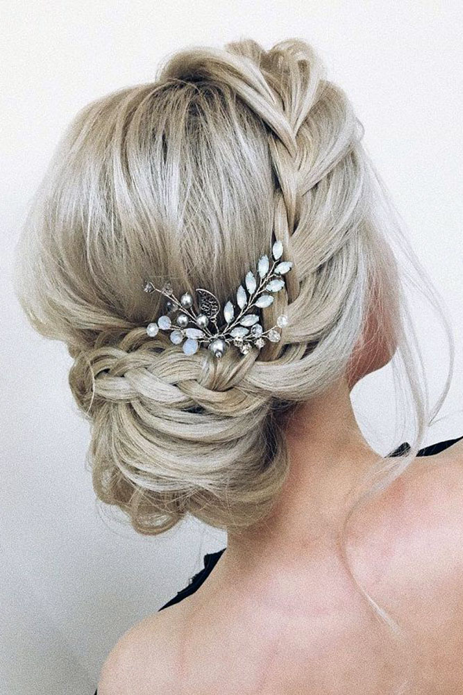 Photo 7 9 Best Pinterest Wedding Hairstyles With Braids