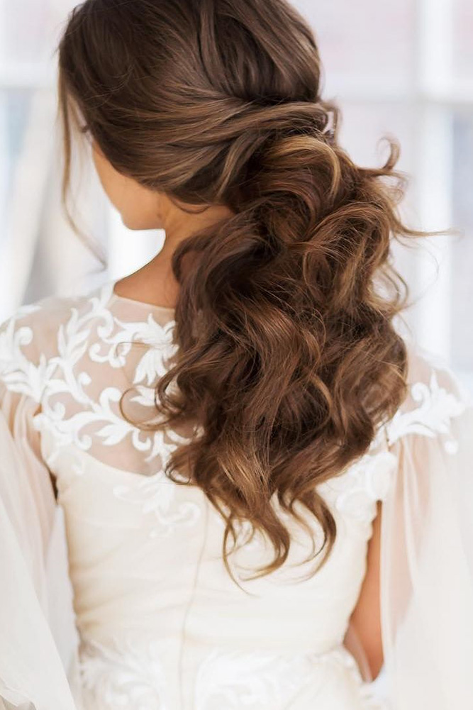 24 Timeless Bridal Hairstyle My Stylish Zoo