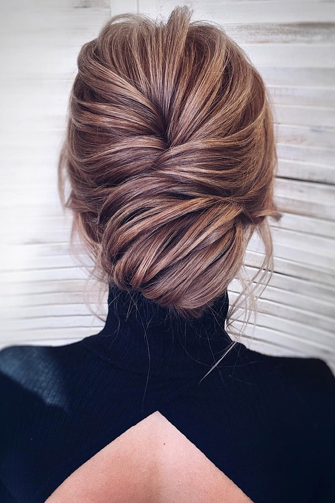 42 Mother Of The Bride Hairstyle Latest Bride Hairstyle 2020 My