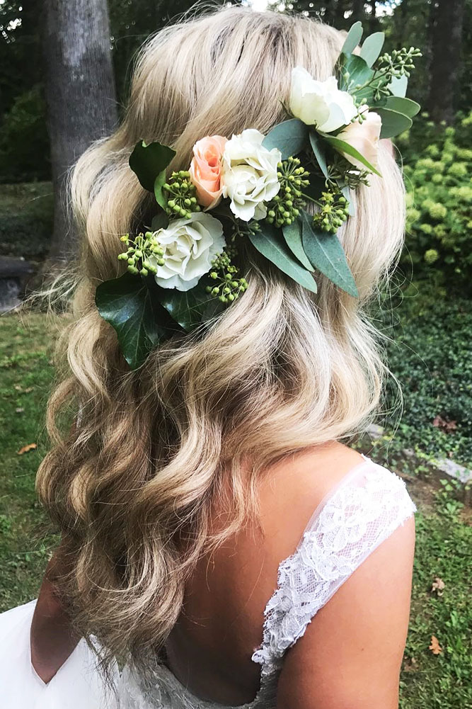 BEST WEDDING HAIRSTYLE TRENDS 2020