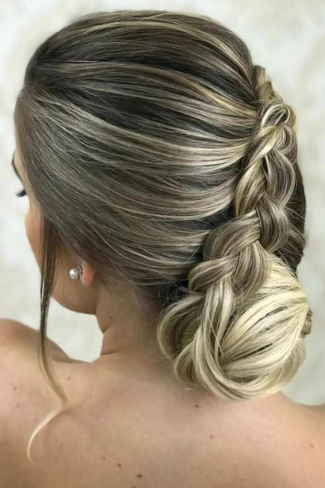 Best Wedding Hairstyle Trends 2018 19 My Stylish Zoo