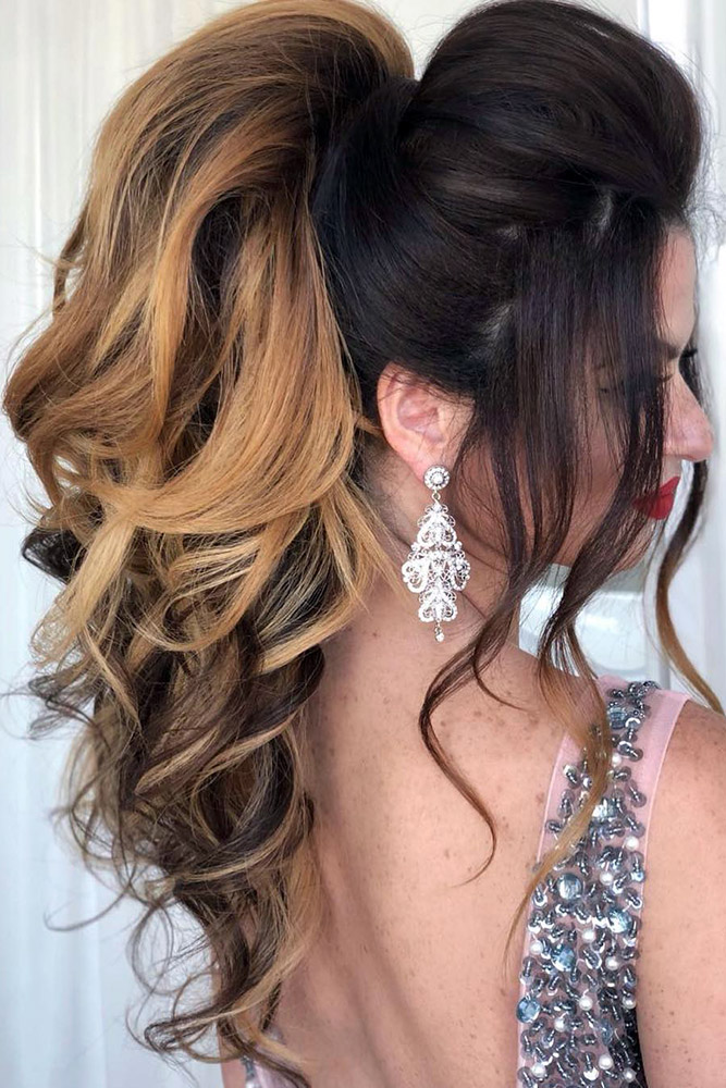 40 Best Wedding Hairstyles For Long Hair 2018 - My Stylish Zoo