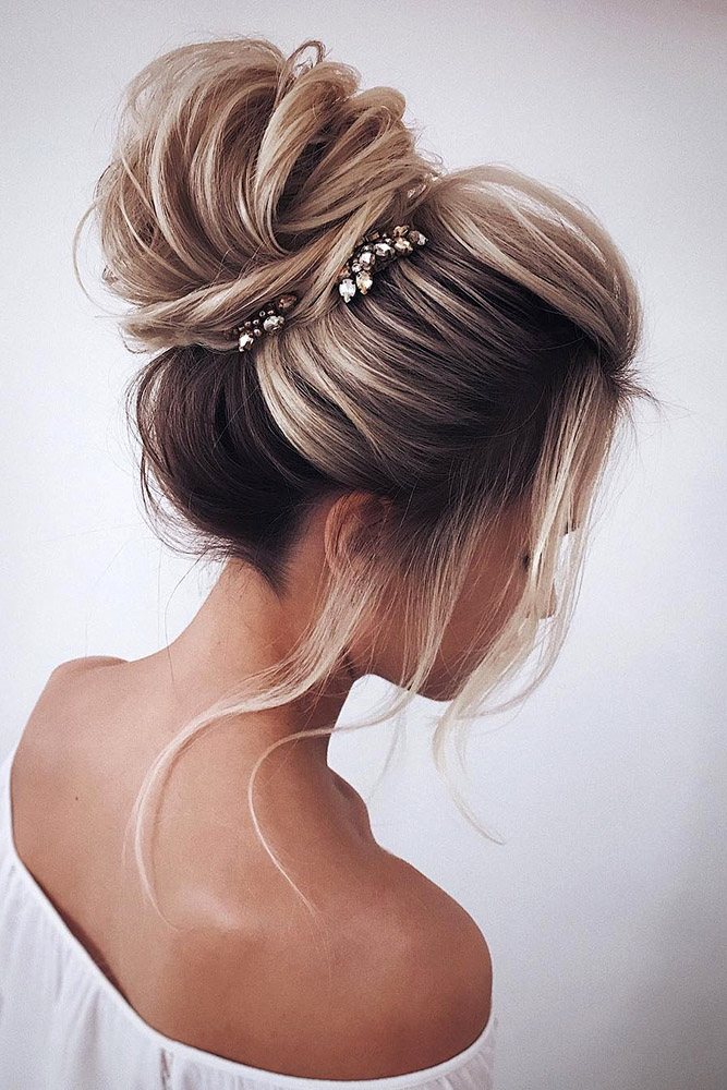 Wedding Updos For Thin Hair George S Blog